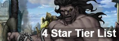 Best Servants [☆4]: 4 Star Tier List   Fate Grand Order