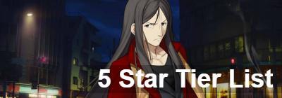 5 Star Servants Tier List: Best Servants [5/9 updated!] | Fate Grand